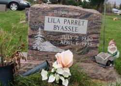 Lila <i>Parret</i> Byassee