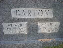 Mellie F. <i>Taylor</i> Barton