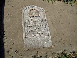 Ralph Bible
