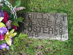 Billy Rease Foster