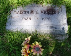 Malcolm E. Akridge