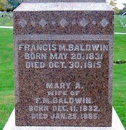 Mary Agnes <i>Bowman</i> Baldwin