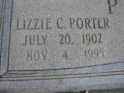 Elizabeth (Lizzie) Virginia <i>Cowick</i> Porter