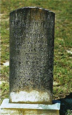 Mary Ann Elizabeth <i>Tant</i> Darnell