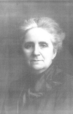 Mrs Mary <i>McKivergan</i> Young