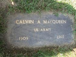 Calvin Alvinza MacQueen