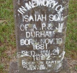 Isaiah Durham
