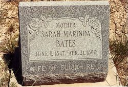 Sarah Marinda <i>Bates</i> Reid