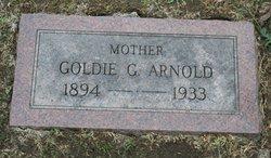 Goldie <i>Gash</i> Arnold