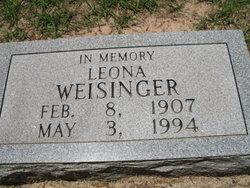 Leona <i>Allen</i> Weisinger