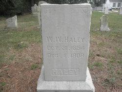 William Washington Haley