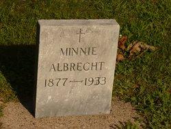 Minnie Albrecht