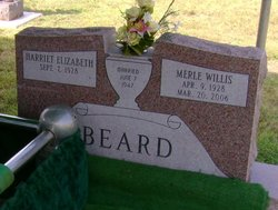 Merle Willis Beard