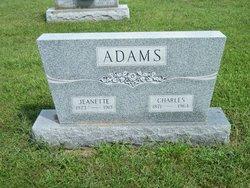 Jeanette Adams