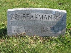 Kenneth N Beakman