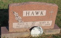 Mary Belle <i>Wickman</i> Hawk