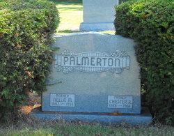 Chester Roy Palmerton