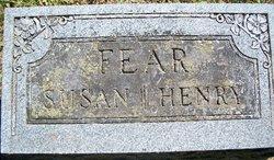 Susan <i>Listenfelt</i> Fear
