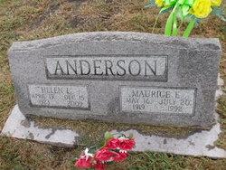 Helen Louise <i>Krueger</i> Anderson