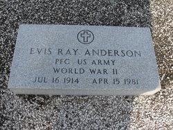 Evis Ray Anderson