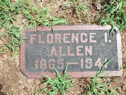 Florence Isabel <i>Haley</i> Allen