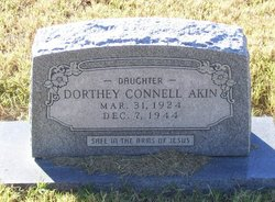 Dorthey <i>Connell</i> Akin