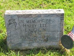 Harry Lee Laughlin