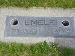 Odessa Anna <i>Dean</i> Emele