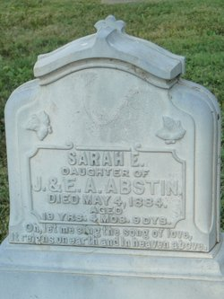 Sarah E. Abstin
