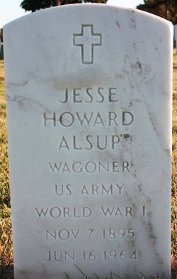 Jesse Howard Alsup