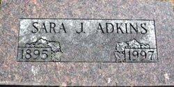 Sarah Jane <i>Canoy</i> Adkins