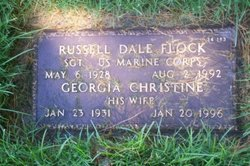 Georgia Christine <i>Tucker</i> Flock