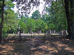 Old Liberty Hill Cemetery