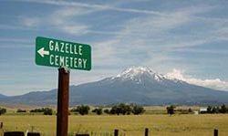 Gazelle Cemetery
