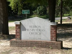 Hebron Presbyterian Church Cemetery