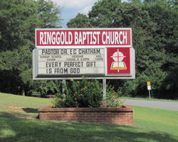 Ringgold Baptist Church