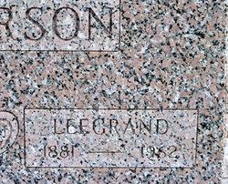 Leegrand Anderson