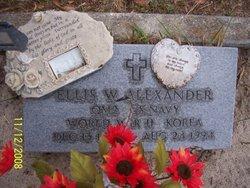 Ellis Warren Alexander