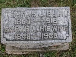 Sarah Ann Sally <i>Reichard</i> Buck