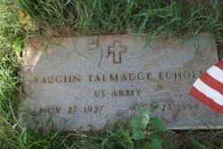 Vaughn Talmadge Tiger Echols