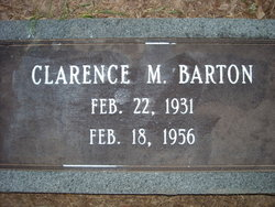 Clarence Merle Barton