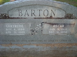 Alice Gertrude <i>Anderson</i> Barton