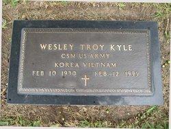 Wesley Troy Kyle