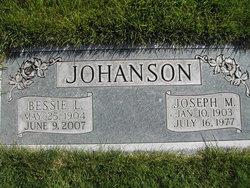 Joseph Magnus Johanson
