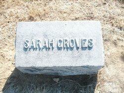 Sarah <i>Groves</i> Amber
