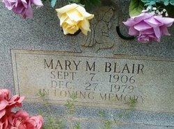 Mary Melesia <i>Douthit</i> Blair