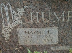 Mayme L. <i>Blythe</i> Humphrey