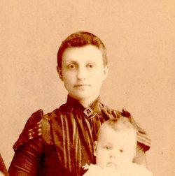 Bertha May <i>Jackson</i> Holland