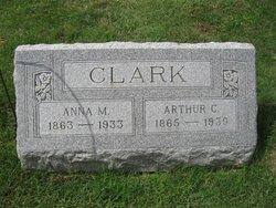 Arthur Clarence Artie Clark