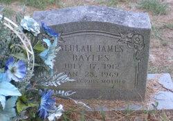 Beulah <i>Franklin</i> Bayles